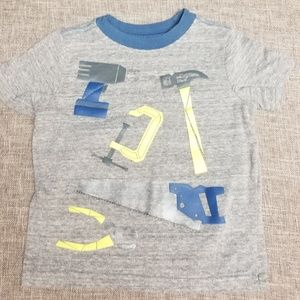 Gymboree boy's t shirt 12 to 18 months